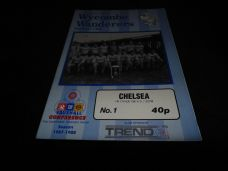 Wycombe Wanderers v Chelsea, 1987/88 [Fr]